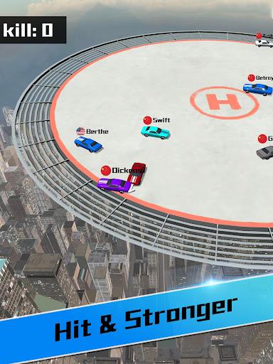 Car bumper.io - Roof Battle  image 5