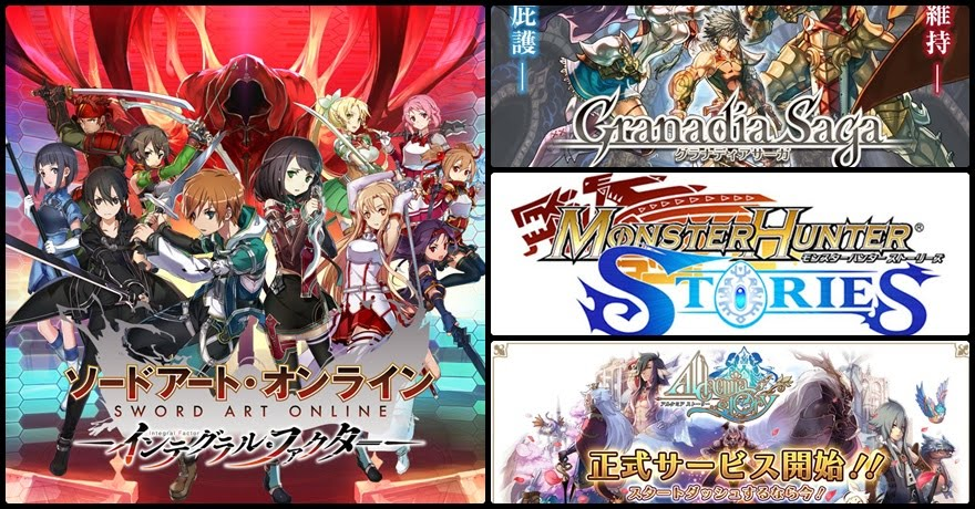 [AppGame NewRelease] แอพเกมฝั่งญี่ปุ่นออกใหม่กลางเดือนธันวาคม!