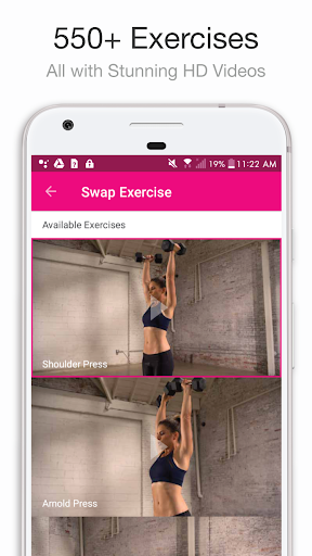 My Fitness by Jillian Michaels 1.4.2 screenshots 4