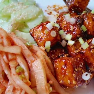 Sriracha Hoisin Tofu