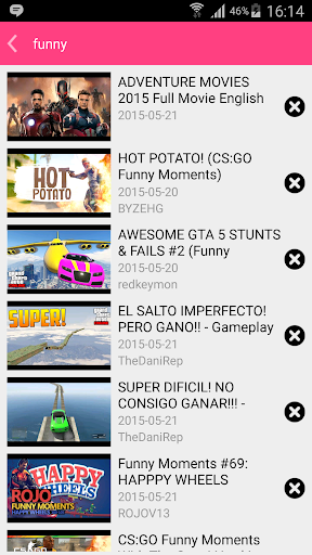 Playlist Viewer for Youtube
