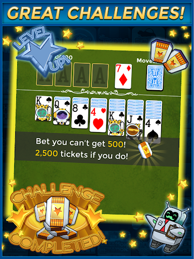 Solitaire - Make Money Free screenshot 9
