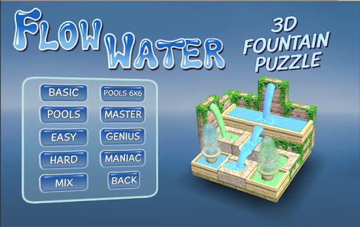 Flow Water Fountain 3D Puzzle Screenshots 9