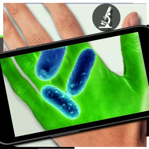 細菌スキャナシムいたずら 娛樂 App LOGO-APP試玩