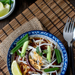 Thai Curried Noodles.