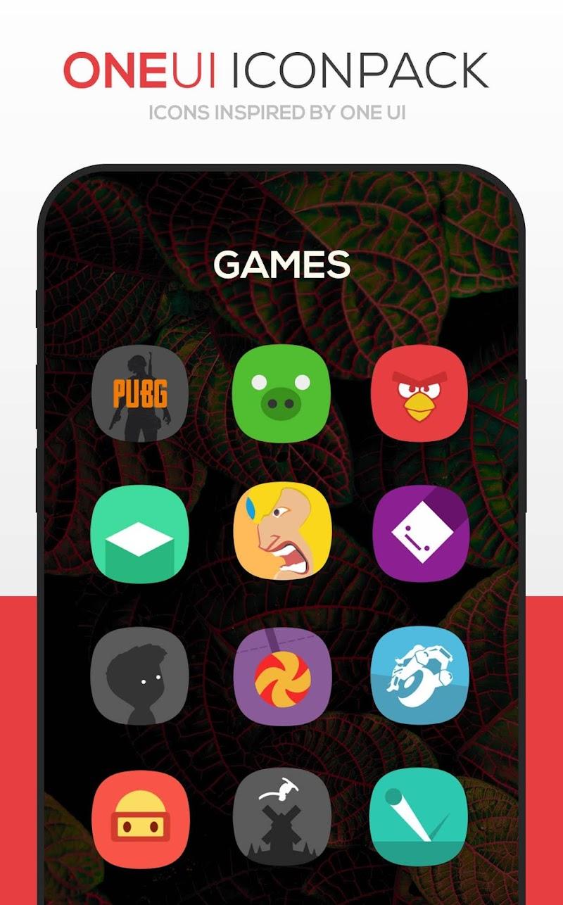 ONE UI Icon Pack : S10 Screenshot 5