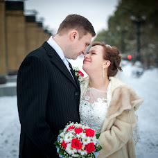Wedding photographer Evgeniya Friman (Shkiper). Photo of 20.12.2015