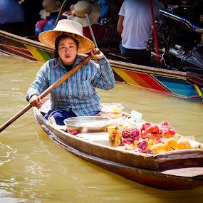 The Floating Seller by Madhujith Venkatakrishna - People Professional People