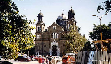 Photo: Burgas, Cyril & Methodii kerk | Cyril & Methodii church.  www.loki-travels.eu