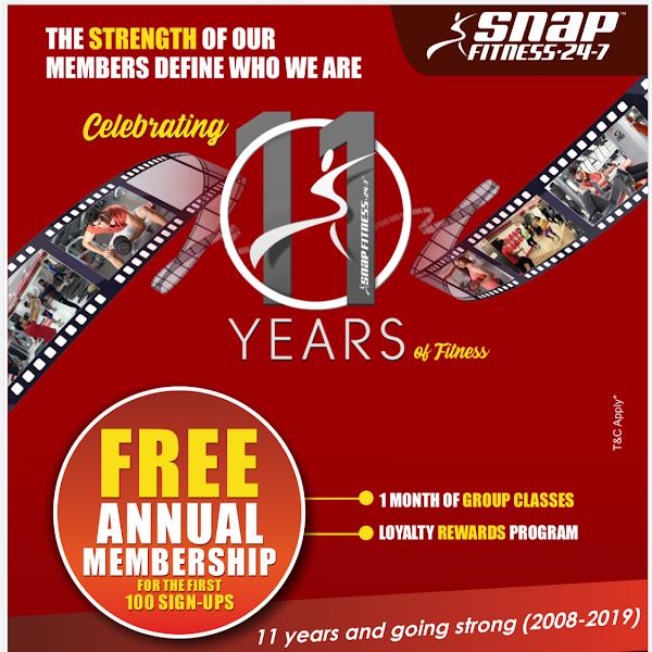 Snap Fitness Sarjapur