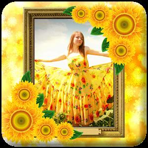 sunflower photo frames - Sunflower Picture Frames