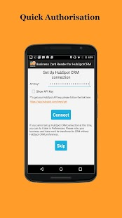 Free Business Card Reader for HubSpot CRM- screenshot thumbnail