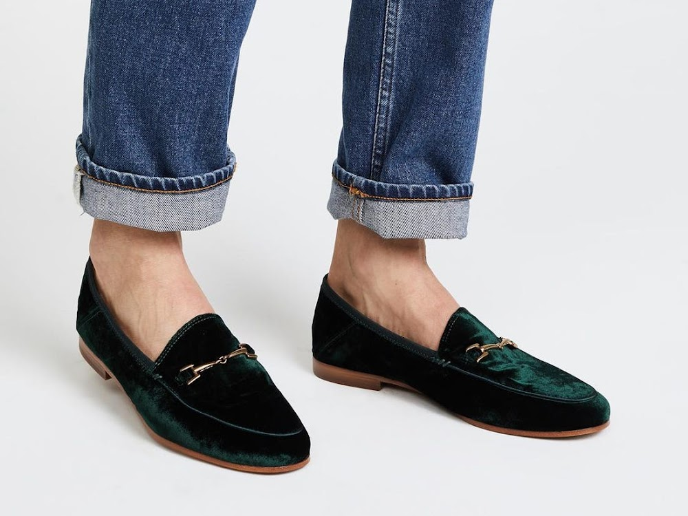 all-types-of-shoes-for-women_loafers