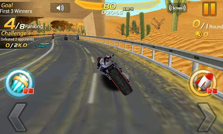Moto Racing Hero-Free Game 1.2.5 screenshot 24566