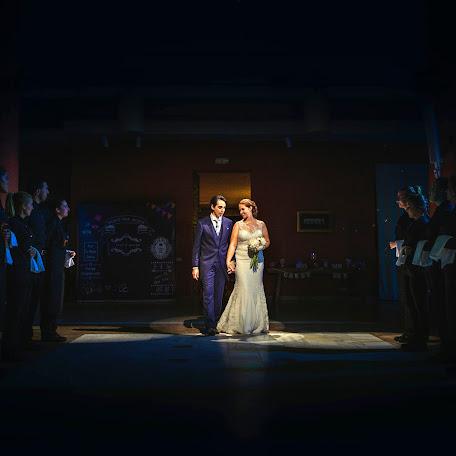 Wedding photographer Salva Ruiz (salvaruiz). Photo of 04.10.2017