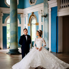 Wedding photographer Andrey Cheban (AndreyCheban). Photo of 21.05.2018