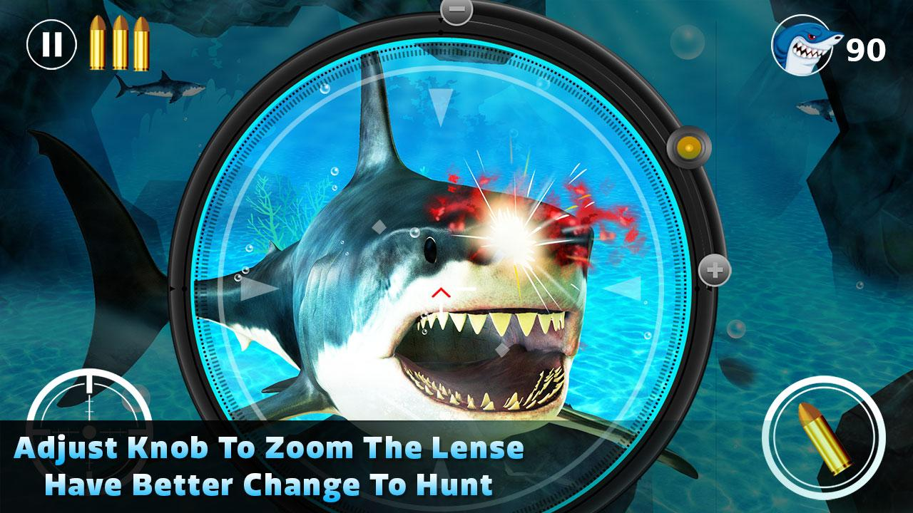 Shark Hunting- screenshot