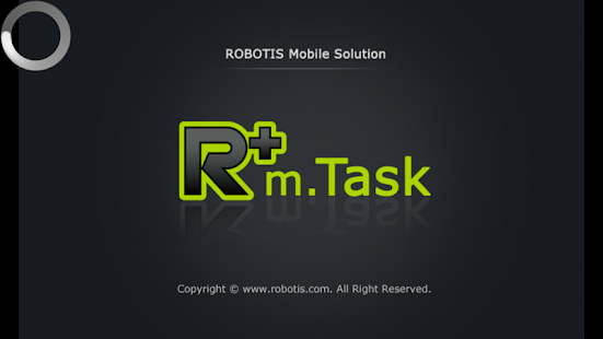 R+ m.Task2 (ROBOTIS)- screenshot thumbnail
