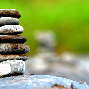 bokeh by Arif Setiawan - Nature Up Close Rock & Stone
