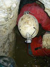 Photo: Stream crawl near the entrance.