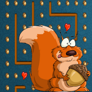 Pac Squirrel for PC and MAC