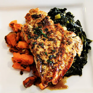 Quick Pan-Seared Chicken Breasts Recipe