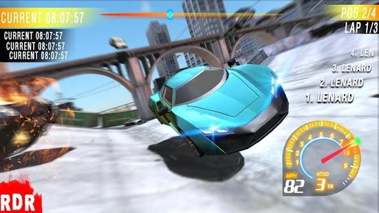 Just Drift 3D - náhled