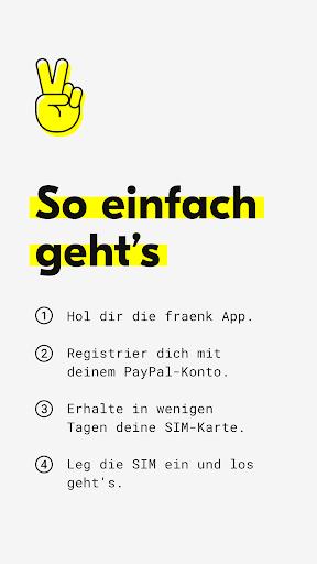 fraenk screenshot 3