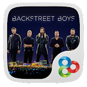 Backstreet BoysGOLauncherTheme