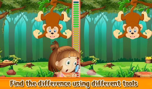Spot The Differences Animal v1.0.0