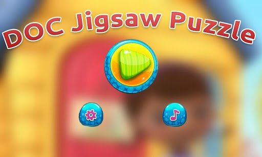 Toy Doc Jigsaw Puzzle Painting for PC