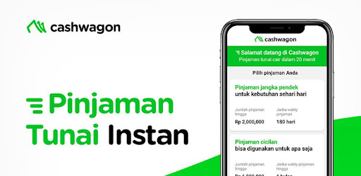 Cashwagon Pinjaman Online Cepat Cair Aplikasi Di Google Play