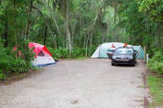 Photo: Campsite 7