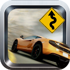 Skyway chanlenge 3D icon