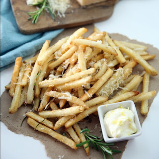 Rosemary Parmesan Fries