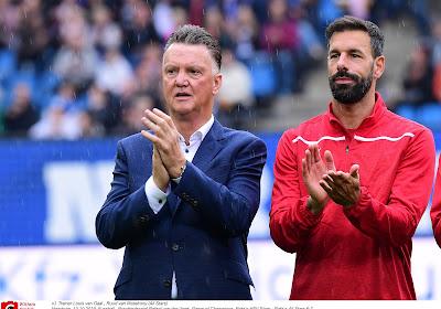 Ruud van Nistelrooy va renforcer le staff d'une équipe nationale pour l'Euro 2021