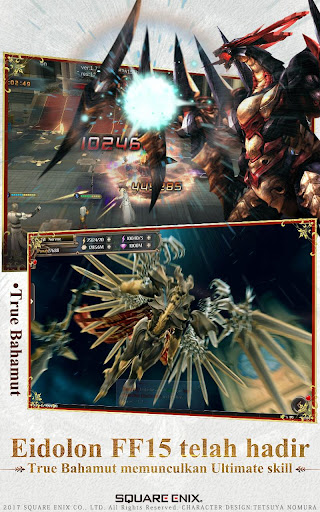 FINAL FANTASY AWAKENING: 3D ARPG Lisensi Resmi SE 1.7.2 screenshots 15
