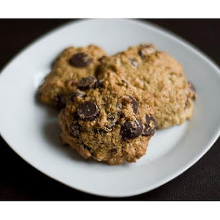 Super-sized Chocolate Chip Cookie