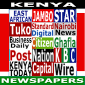 All Kenya Newspapers