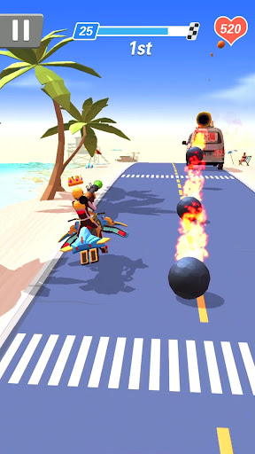 Racing Smash 3D  screenshots 4