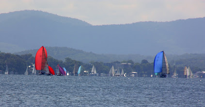 Photo: Year 2 Day 230 - Sailing Boats at Belmont #2