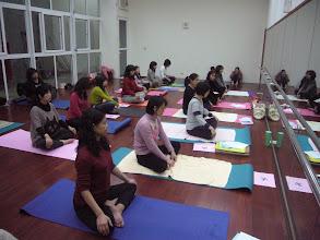 Photo: 20110318身心靈健康瑜珈007