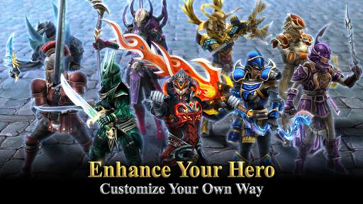 Fortress Legends screenshot 3