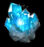 青の進化結晶