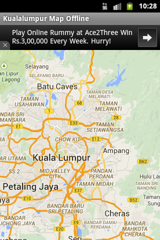 Kualalumpur City Maps Offline