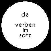 Deutsche Verben im Satz