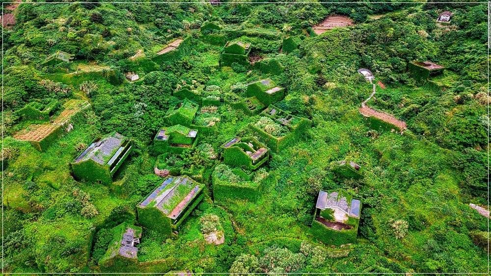 Houtouwan, a vila de pescadores abandonada na China