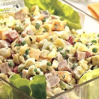 30-Minute Ham and Pasta Salad.