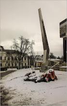 Photo: Turda - Piata 1 Decembrie 1918 - Monumentul Eroilor Revolutiei din 1989 - 2019.01.16