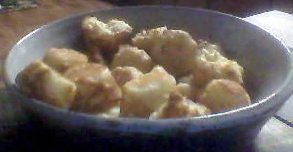 Mini Sour Cream Rolls